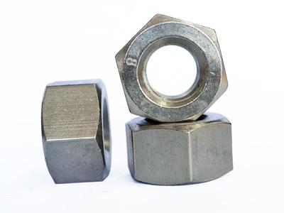 不锈钢六角螺母