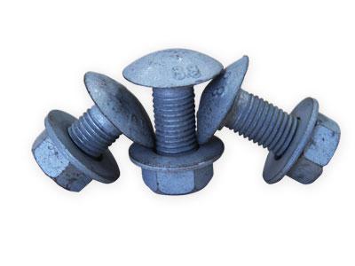 热镀锌护栏螺栓,螺母,垫圈