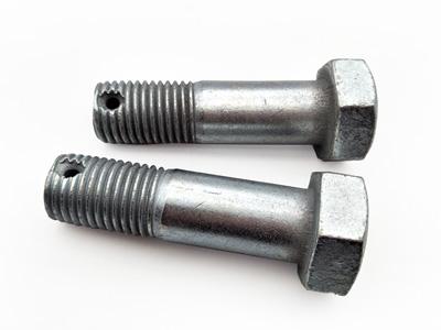 热渗锌钻孔螺栓